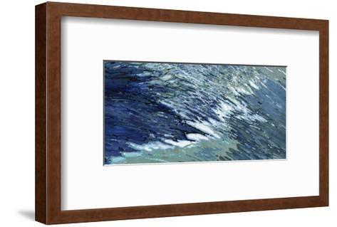 Cold Atlantic Waves-Margaret Juul-Framed Art Print
