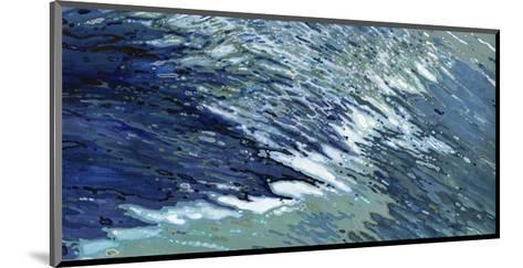 Cold Atlantic Waves-Margaret Juul-Mounted Art Print