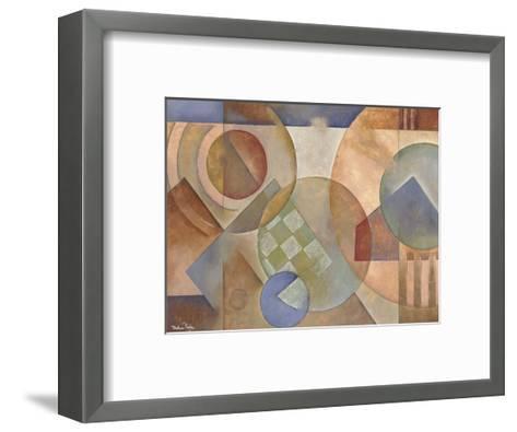 Cinnamon Connection-Marlene Healey-Framed Art Print