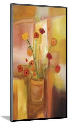Comfort of Flowers-Nancy Ortenstone-Mounted Art Print
