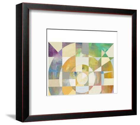 Consciousness is the Ground of Being-James Wyper-Framed Art Print
