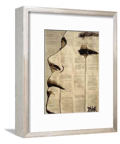 Content-Loui Jover-Framed Art Print