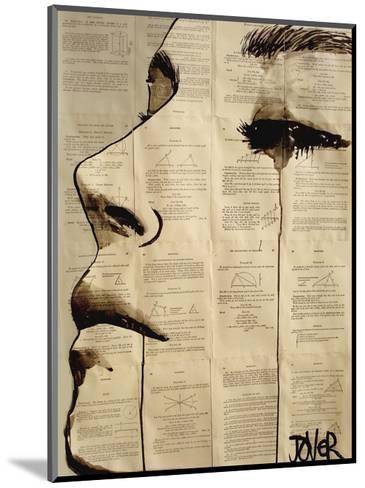 Content-Loui Jover-Mounted Art Print
