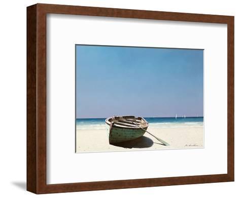 Coastal Respite-Zhen-Huan Lu-Framed Art Print