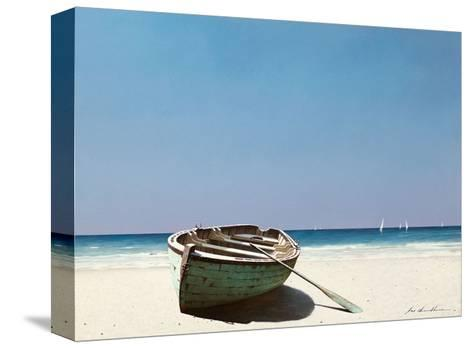Coastal Respite-Zhen-Huan Lu-Stretched Canvas Print