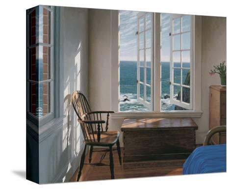 Corner Room-Edward Gordon-Stretched Canvas Print