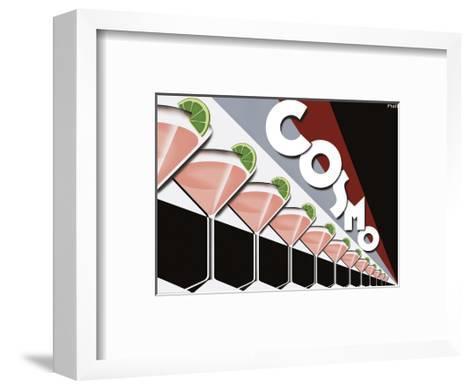 Cosmopolitan-Steve Forney-Framed Art Print