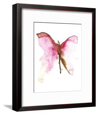 Delicate - No. 1-Kiana Mosley-Framed Art Print
