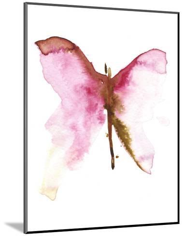 Delicate - No. 1-Kiana Mosley-Mounted Art Print