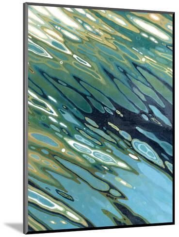 Desert Oasis-Margaret Juul-Mounted Art Print