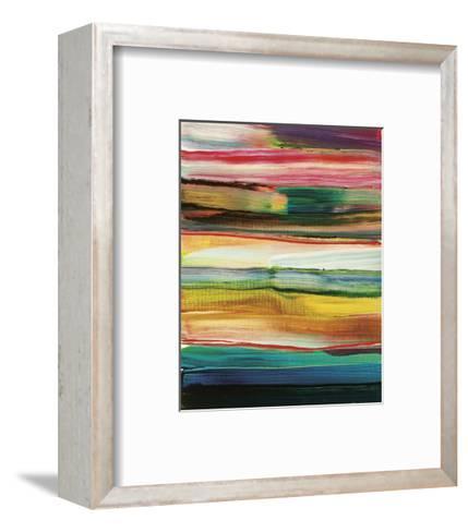 Discovered Day No. 7-Joan Davis-Framed Art Print