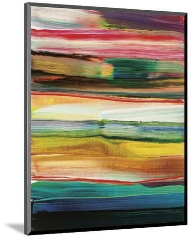 Discovered Day No. 7-Joan Davis-Mounted Art Print