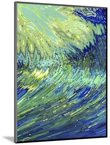 Curving Underwater-Margaret Juul-Mounted Art Print