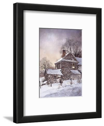 Daybreak-Ray Hendershot-Framed Art Print