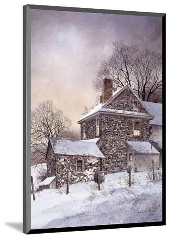 Daybreak-Ray Hendershot-Mounted Art Print