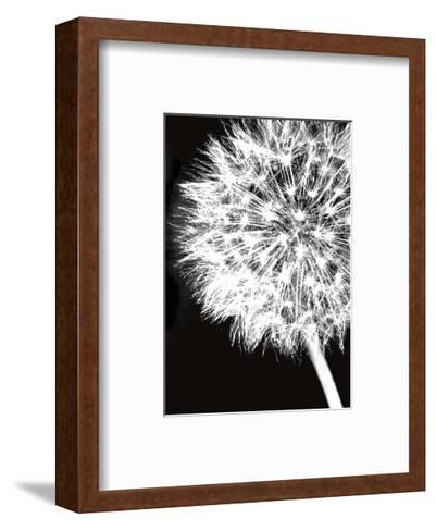 Dandelion Crop-Jenny Kraft-Framed Art Print