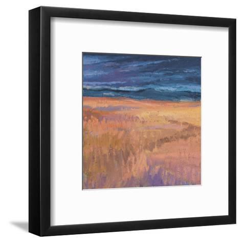 Deep Sky and Field-Jeannie Sellmer-Framed Art Print