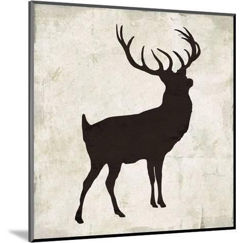 Deer-Sparx Studio-Mounted Art Print