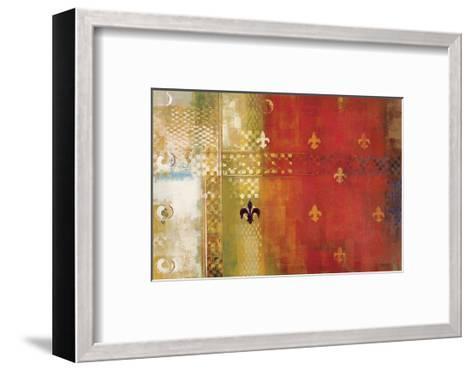 Dark Flame-Eric Balint-Framed Art Print