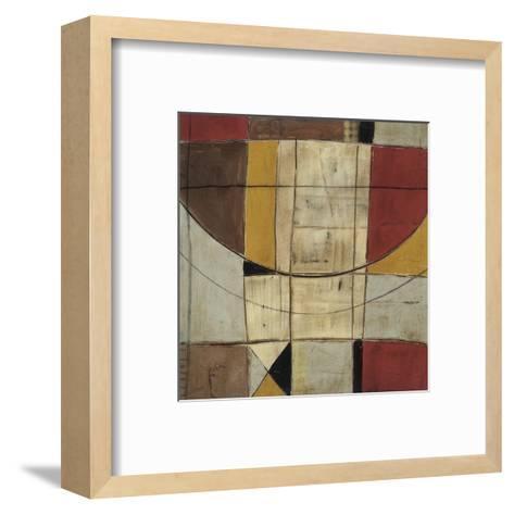 Dimension-Seth Romero-Framed Art Print