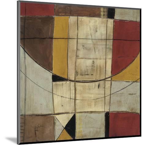 Dimension-Seth Romero-Mounted Art Print
