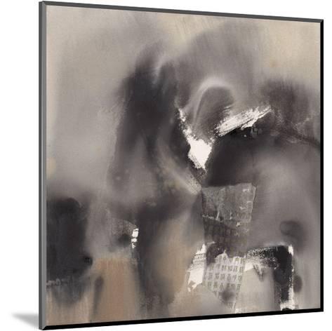 Dark of the Moon-Nancy Ortenstone-Mounted Art Print