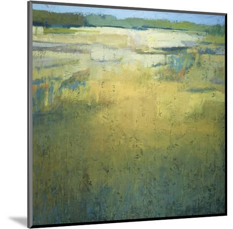 Early at the Marsh-Jeannie Sellmer-Mounted Art Print
