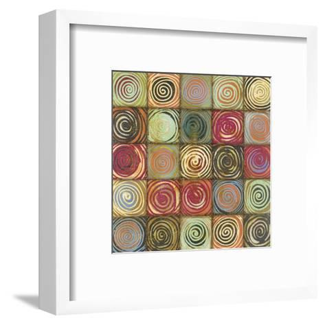 Dizzy I-Susan Osbjorn-Framed Art Print