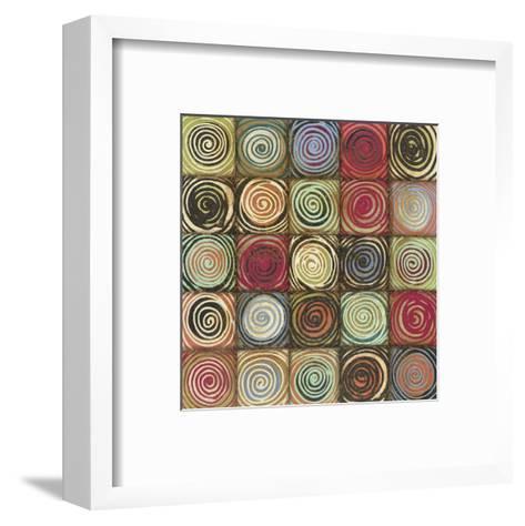 Dizzy II-Susan Osbjorn-Framed Art Print