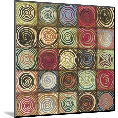 Dizzy II-Susan Osbjorn-Mounted Art Print
