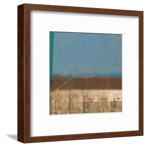 Earth and Sky IV-Leo Burns-Framed Art Print