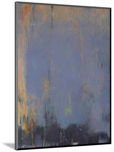 Dusk I-Jeannie Sellmer-Mounted Art Print