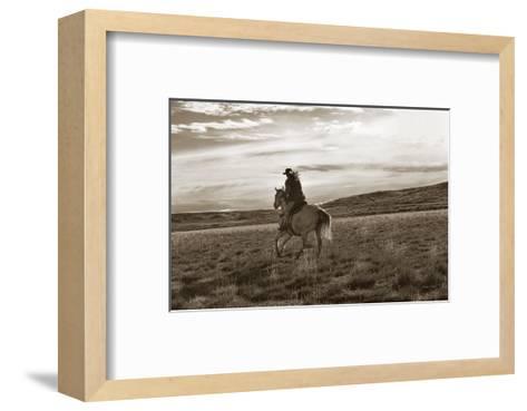 Dreamweaver-Barry Hart-Framed Art Print