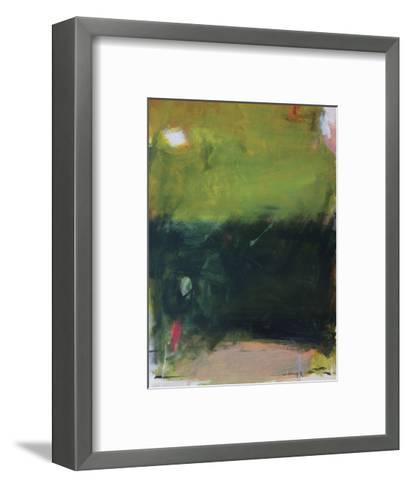 Dusk Road-Jong Ro-Framed Art Print