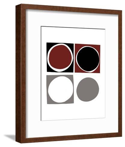 Eclipse-Denise Duplock-Framed Art Print