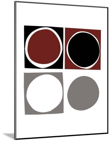 Eclipse-Denise Duplock-Mounted Art Print