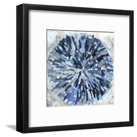 Pom-Stacey Wolf-Framed Art Print