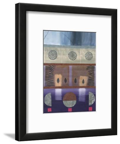 Prophecy-Muriel Verger-Framed Art Print