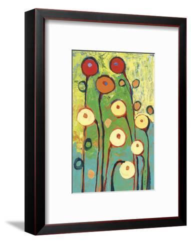 Poppy Celebration-Jennifer Lommers-Framed Art Print