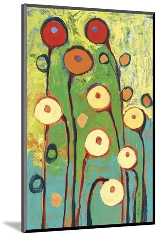 Poppy Celebration-Jennifer Lommers-Mounted Art Print