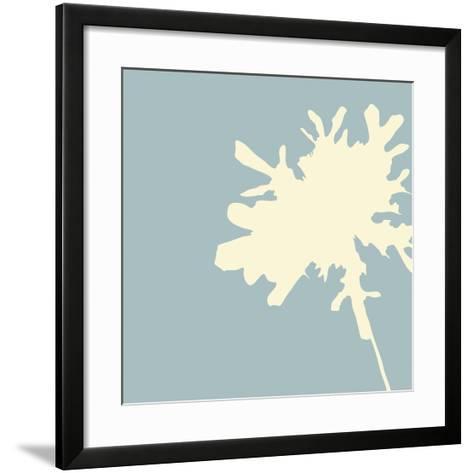 Pomponette (opal)-Denise Duplock-Framed Art Print