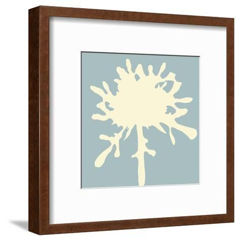Pomponette (sky)-Denise Duplock-Framed Art Print