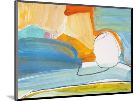 Pot by the Sunny Window-Joan Davis-Mounted Art Print