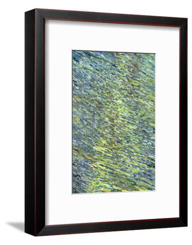 Pouring-Margaret Juul-Framed Art Print