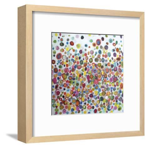 Positivity-Jessica Torrant-Framed Art Print
