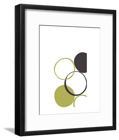 Pistachio III-Denise Duplock-Framed Art Print