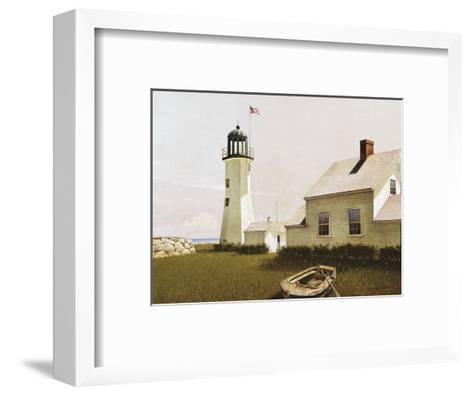 Point Lookout, Maine-Zhen-Huan Lu-Framed Art Print