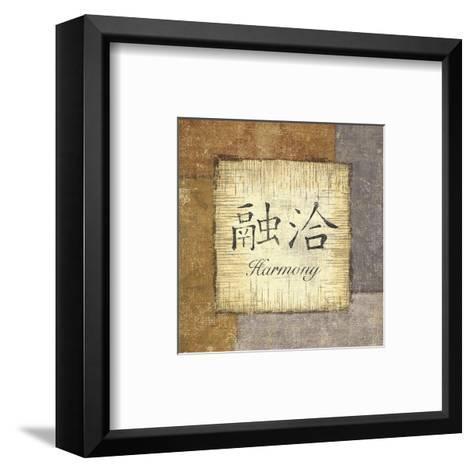 Precious Words II-Yuna-Framed Art Print