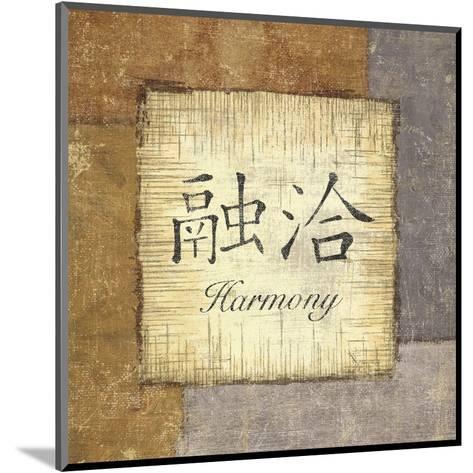 Precious Words II-Yuna-Mounted Art Print