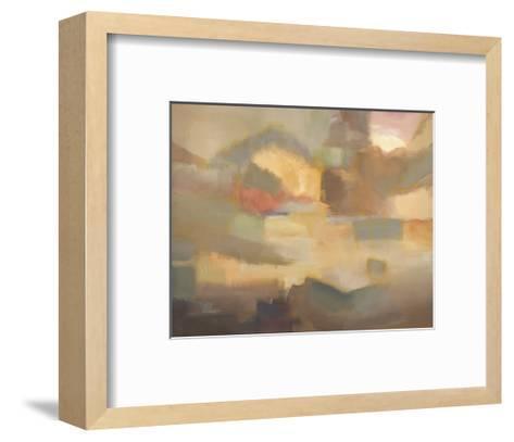 Prelude-Nancy Ortenstone-Framed Art Print